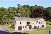 Langdale and Lake Windermere Cottages / A selection of beautiful cottages in the Langdale and Lake Windermere area.