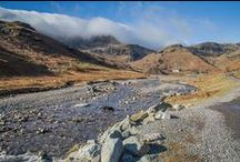 The Coppermines Valley / Situated a mile from Coniston Village in the beautiful English Lake District, the Coppermines Valley along with it's panoramic mountain views offers a plethora of walking routes suitable for all abilities.