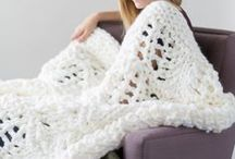 Loom knitting / loom knitting