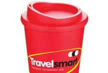 Red Promotional Items / Red-tastic promo items - waiting for your branding!