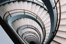 Amazing Staircases / Staircases are beautiful and functional. Here are the best and most inspiring from around the world.