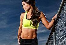 get healthy, get FIT / by Karen Gabriela