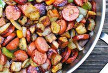 Favorite Recipes / by Morgan Lee