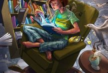 Books / What's better than a good book to take you away from reality?