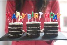 birthday ideas / by Tiffany Colmenares