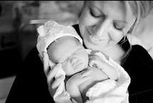 baby - newborn & infant ideas / by Tiffany Colmenares