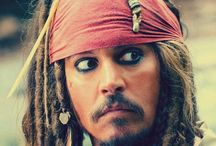 Jack Sparrow / There should be a 'Captain' in there somewhere.