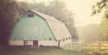 Old Housed & Barns