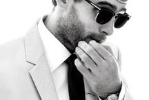D / Dapper / Men with style / by Erin Bradley