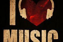 Music :D / Headphones on. World off.