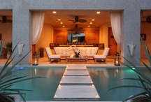 home design:outdoor spaces / by Stephanie Clark