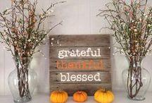 Thanksgiving / by Tiffany Colmenares