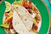Tex-Mexican Fiesta / Tex-Mex Food & Cinco de Mayo Parties / by Erin Iocco