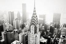 I Heart New York / Scenes from the city of my dreams. / by Erin Bradley