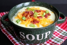 Foody - Soup / by Tina Wilcock