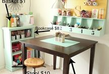 Craft room Ideals <3 / by Kayla Gonzalez