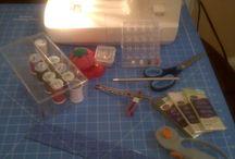 Sewing / by Tiffany Hudson