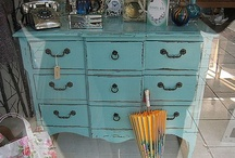 **Painted Furniture** / by Karen Smith