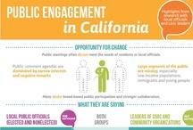 Public Engagement in California