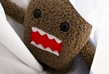ԃσɱσ-ƙυɳ / My absolute love and adoration of DOMO!!! / by Heather Malin