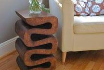 пεαт ғυяпıƨнıпɢ / Furniture and stuff for the designer home