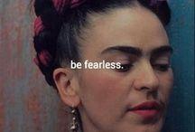 Frida Kahlo love / by Kayla Gonzalez