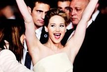 Jennifer Lawrence / You can't not love her!