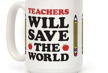 Teacher, teacher, teacher! / Future, future, future!