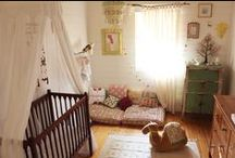 baby room / by Katee Calaway