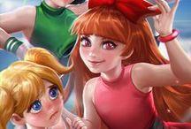 ƤƠƜЄƦƤƲƑƑ ƓƖƦԼƧ / powerpuff girls