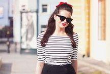 Listras / Clássico do guarda-roupa feminino! / by Lojas Renner