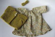 Baba kellékek - ruhák
