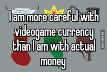 Geeky  / #geeky #nerdy #gaming #funny #smart #stuff