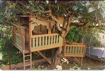 Georgie's Outdoor Play Place / by Bria Lena