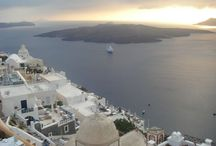 places to visit and things to do in Santorini(from Santa Irini) / Santorini: Island of uniqueness