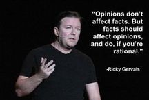 Awesome Ricky Gervais