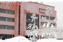 Avoin yliopisto / Avoimen yliopiston opiskeluun liittyviä kuvia, jotka voivat olla joko yliopistoihin liittyviä tai opintoja järjestävistä oppilaitoksista.