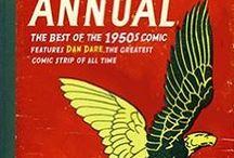 FRANK HAMPSON / DAN DARE / ILLUSTRATOR OF DAN DARE