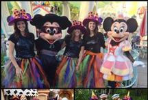 Disney in the Fall / Tips for visiting Disney in the Fall; Halloween Party tips, photo tips, character guides.