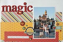 Disney Vacation Documenting Ideas: scrapbooking and more / Documenting Disney with paper scrapbooking, digital scrapbooking, Project Life, Smashbook, photo books,  and more.