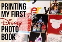 Disney Photo books / Creating a Photo book from your Disney vacation photos