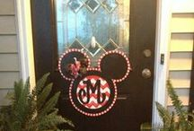 Disney Magic at Home / Ways to bring and create Disney magic at home.