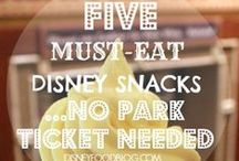 Disney Food / Magic memories made possible by, for, and with Disney food!
