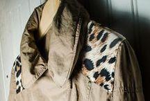 DIY Vestes / Customisation de vestes par Kustom Couture