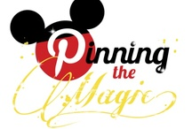 "Pinning The Disney Magic / Pins we talk about on our ""Pinning the Magic"" episodes of the Capturing Magic Podcast."