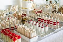 Dessert-/ Sweet table