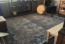 Client Rug Installations / Photos of rugs & carpets in their forever homes.