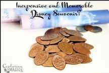 Disney Souvenirs / Fun ideas for extra magical (and affordable) Disney souvenirs to remember your vacation.