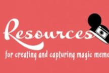 Disney Capturing Magic Site / Posts, articles, podcasts, and resources found on Capturing Magic.