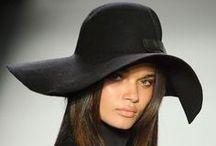 Headwear / L'accessoire hyper tendance de tous les temps, j'ai nommé le chapeau :)
